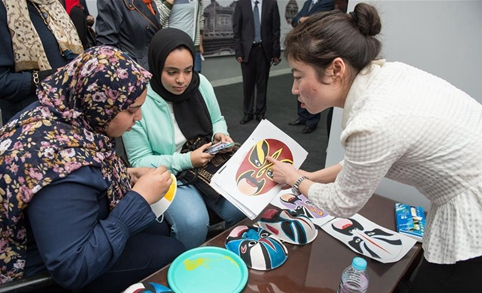 Chinese cultural expo in Egypt opens up opportunities to learn more about Beijing
