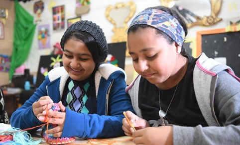 Feature: A Chinese-built school in Egypt becomes magnet for local parents
