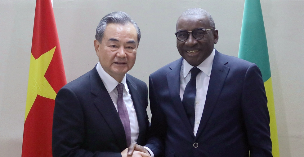 China, Senegal to strengthen ties, promote China-Africa cooperation
