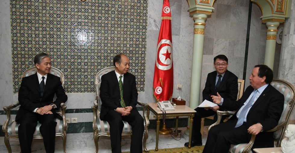 China, Tunisia sign economic, technical cooperation agreement
