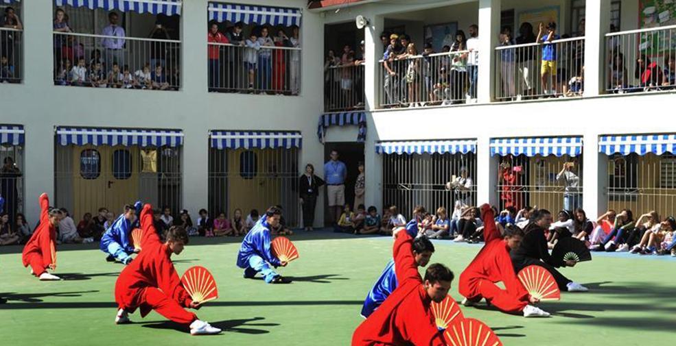 中國文化日活動在哈瓦那國際學校舉行