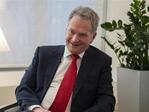 專訪:中國發展為芬蘭提供更多機會——訪芬蘭總統紹利·尼尼斯托