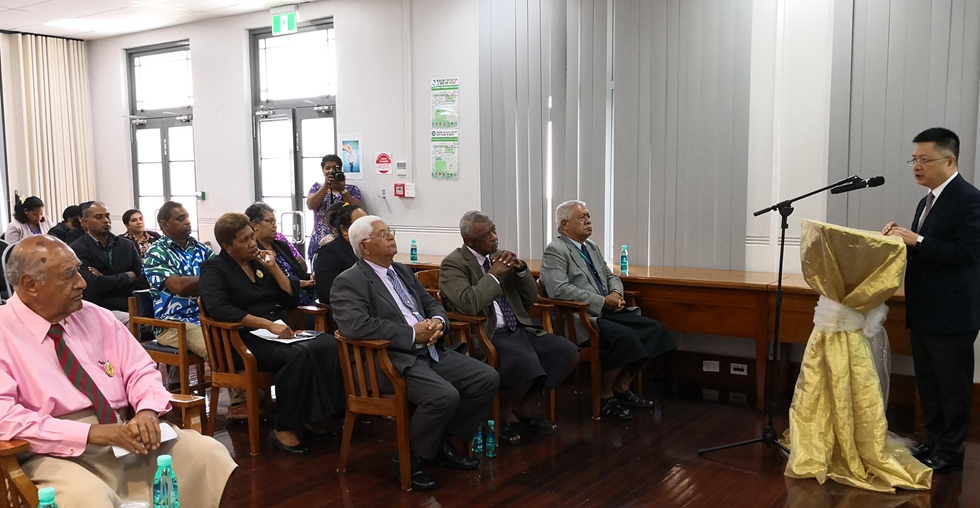 Many countries to benefit from China-proposed Belt and Road Initiative: Fijian Parliament Speaker