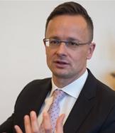 """專訪:""""一帶一路""""為提升中東歐各國與中國經貿合作水平帶來機遇——訪匈牙利外交與對外經濟部長西亞爾托"""
