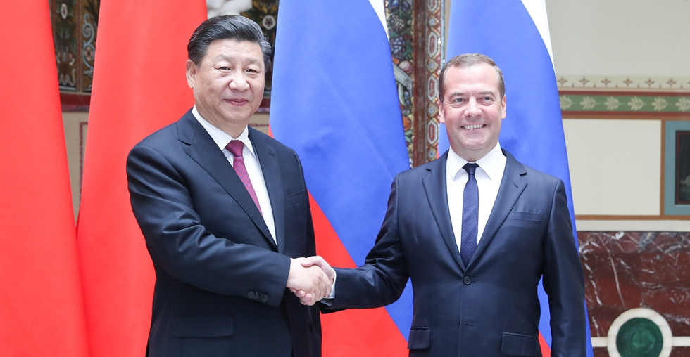 Stronger China-Russia partnership key to global peace, stability: Xi