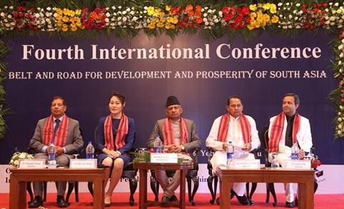 South Asian countries can take huge advantage from BRI, says Nepali foreign minister