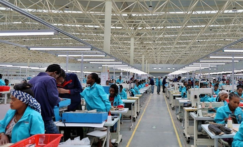 Feature: Young Ethiopians find career opportunities at Chinese firm