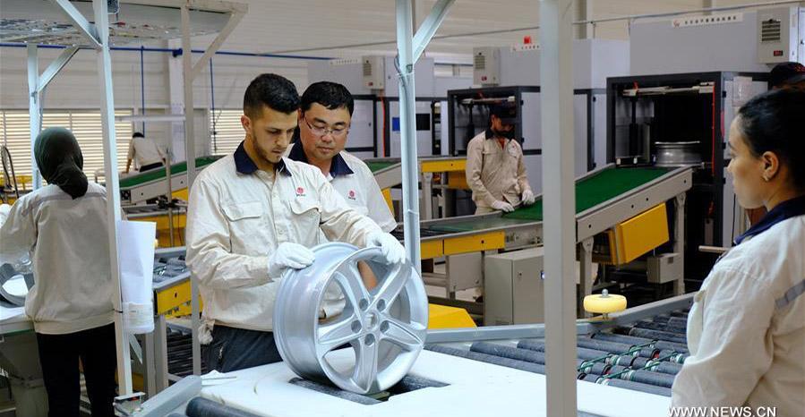 """المجموعة الصينية لقطع غيار السيارات """"سيتيك ديكاستال"""" تفتتح أول مصنع لها في المغرب"""