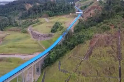 BRI cooperation: Ecuador launches mega mining project financed, built by China