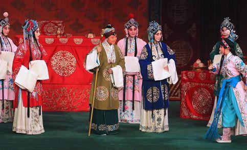 Classic Peking Opera masterpiece staged in Minsk