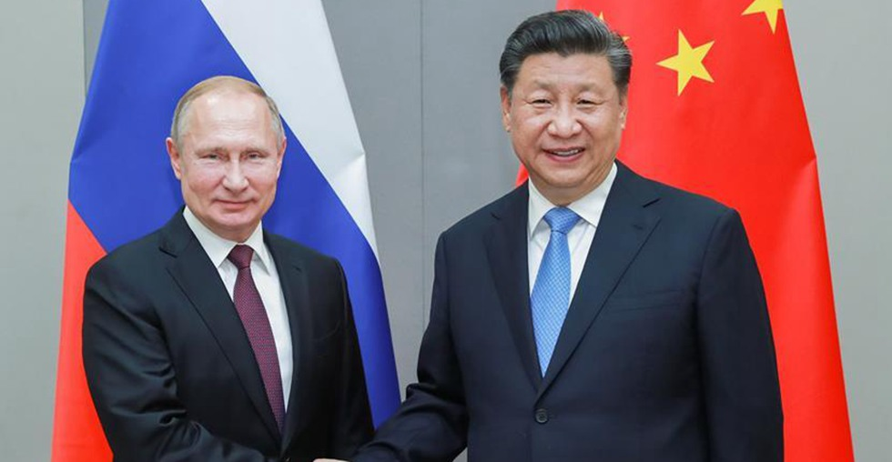 Xi calls for China-Russia ties to maintain sound momentum of development at high level