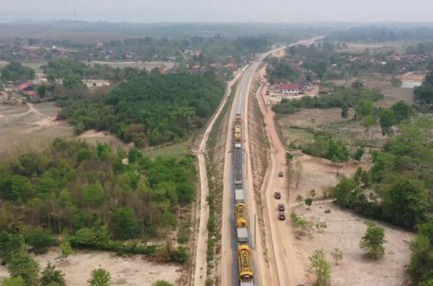 Chinese workers, engineers building Belt and Road projects amid COVID-19