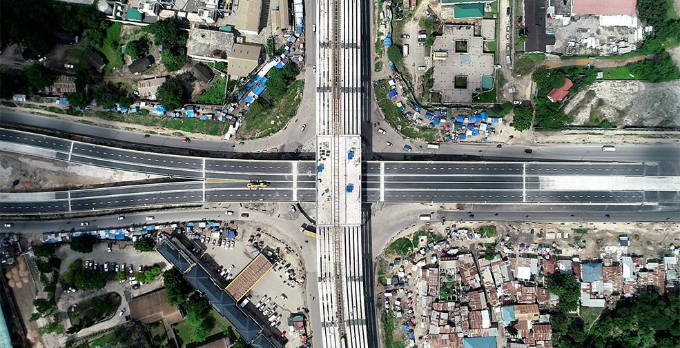 中國項目推動坦桑尼亞基礎設施建設發展