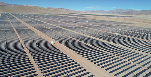 中企承建的阿根廷最大光伏發電項目疫情下有序推進