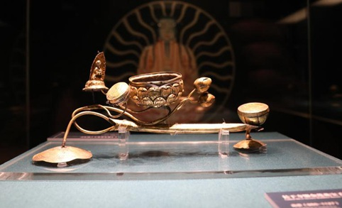 Exhibition of Chinese Ancient Maritime Relics opens in Shanghai