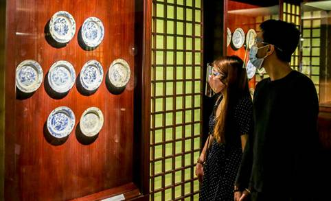 Ancient Chinese ceramics in Philippine museum witnesses Quanzhou's glory along Maritime Silk Road