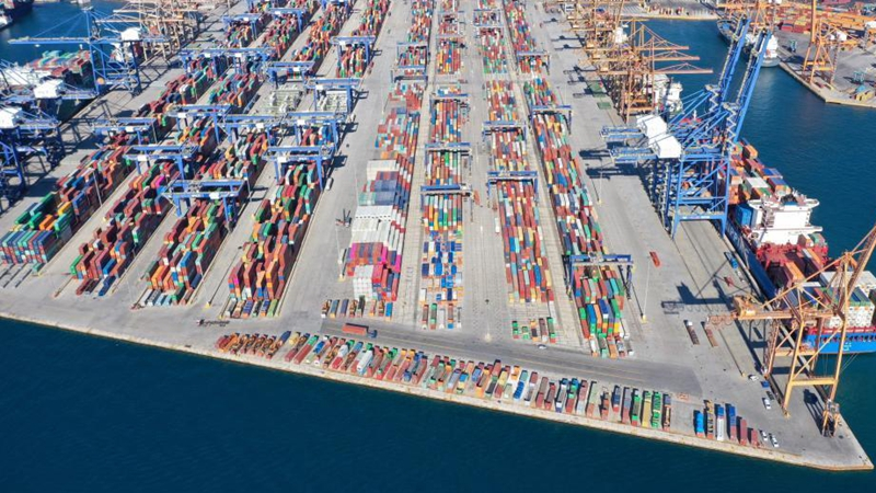GLOBALink | Belt and Road Story: Piraeus' Revitalization