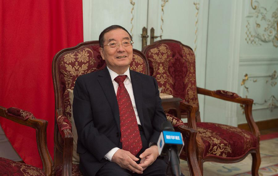 سفير صيني: العلاقات الوثيقة بين القاهرة وبكين نموذج للتعاون الصيني-الأفريقي
