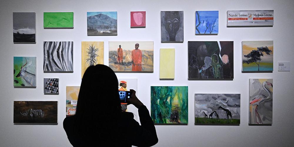 """В Пекине открылась первая выставка африкано-китайских обменов в области искусства в рамках """"Пояса и пути"""""""