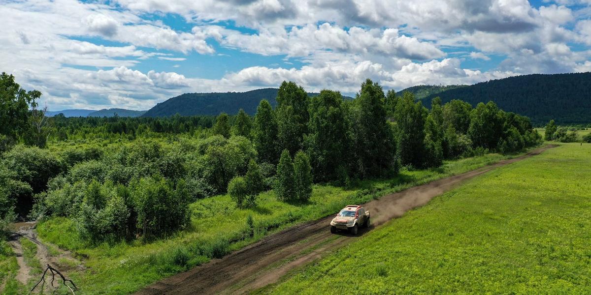 """Автоспорт -- Ралли """"Шелковый путь"""" 2019: обзор 1-го этапа"""