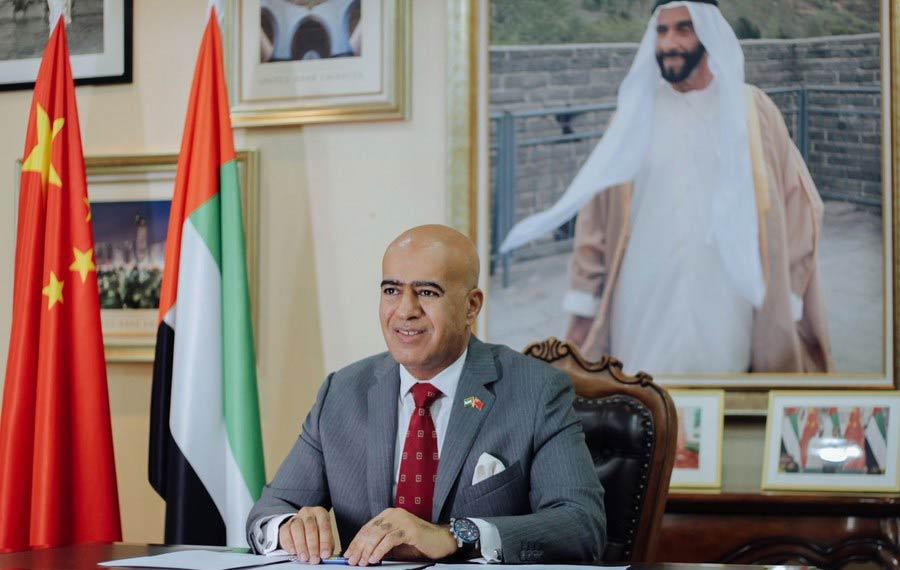 """انطلاق فعاليات """"أسبوع الثقافة الإماراتي-الصيني"""" بهدف تعزيز العلاقات الثقافية بين البلدين"""