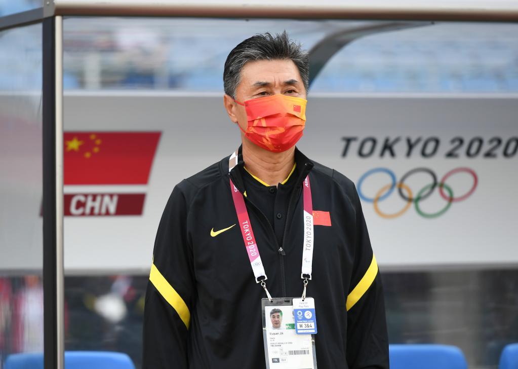 中国女足首战输给巴西!贾秀全:失利责任在主帅