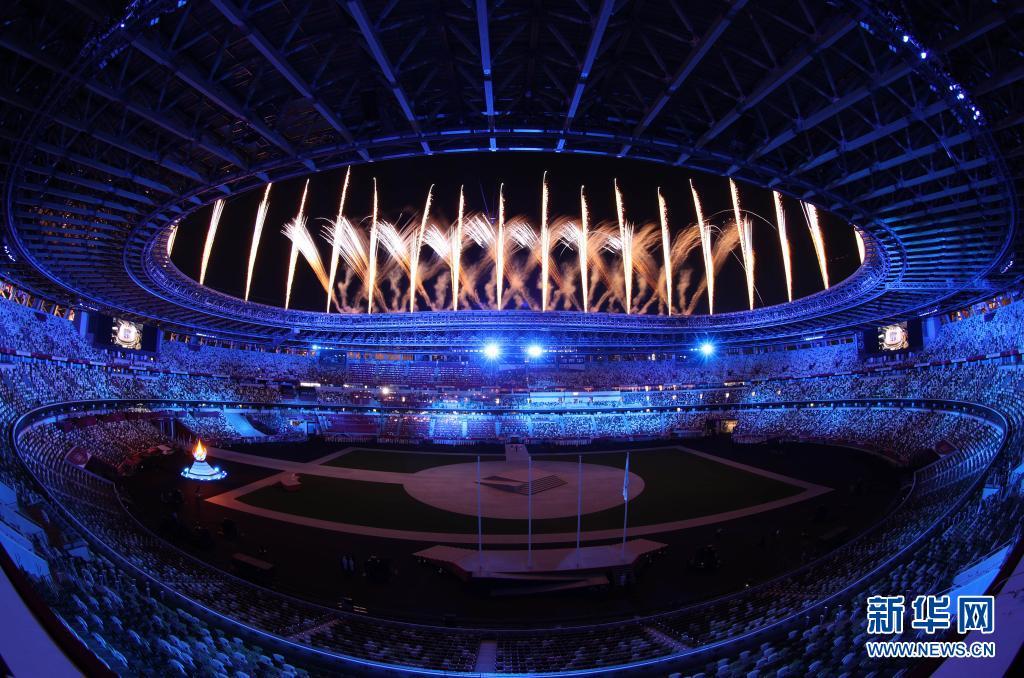 2020东京奥运会闭幕 三年后2024年巴黎奥运会见