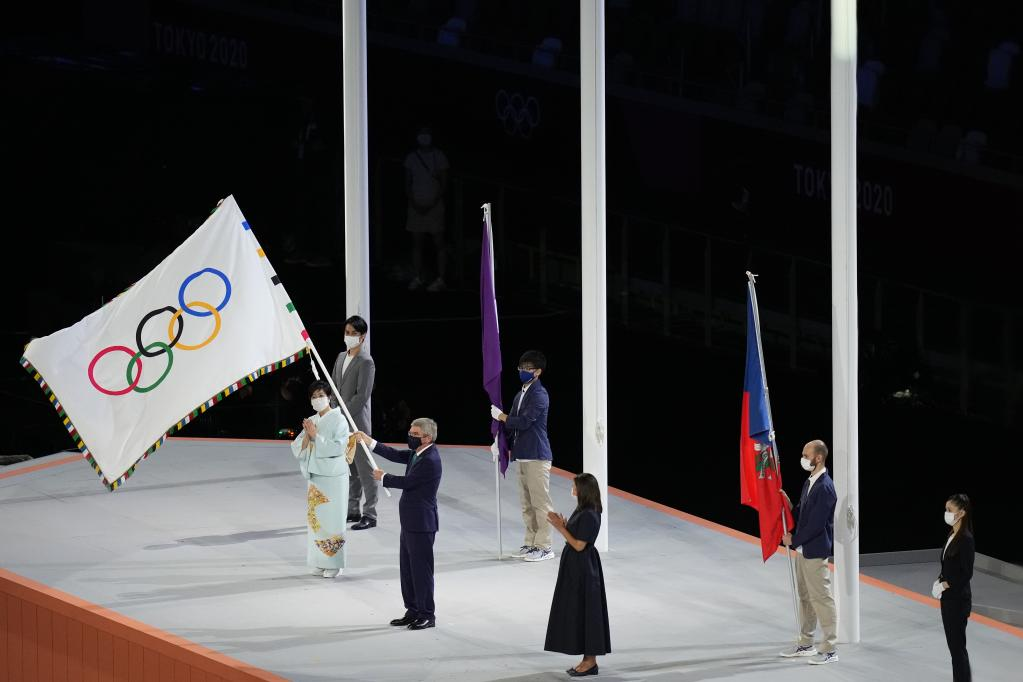 大学生网课代刷平台的简单介绍-新华社评论员:梦想腾飞,北京再会——写在东京奥运会闭幕之际