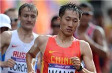 伦敦奥运男子20公里竞走获铜牌