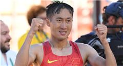 田径男子20公里竞走赛况