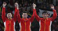 第十八金:国乒男团