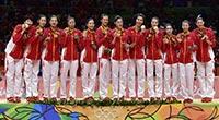 第二十六金:中国女排