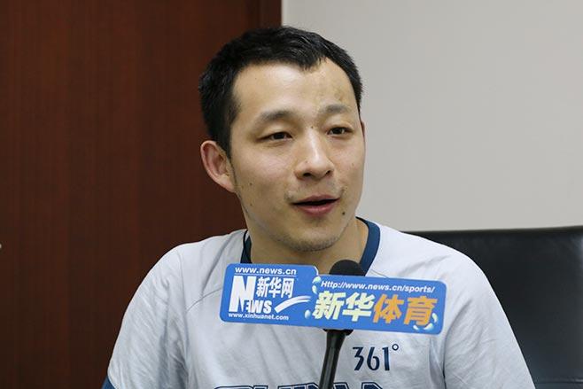 """残奥冠军""""十金王""""许庆:体育带来希望"""