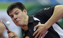 欧洲16强乒乓球赛:奥恰洛夫完胜晋级四强 波尔遭东道主选手淘汰