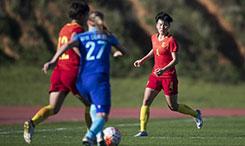 锋线无力后防漏人 阿尔加夫杯中国女足不敌荷兰