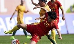 坦然面对失利 中国女足队员:足球就是如此
