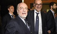 《米兰体育报》痛批那不勒斯俱乐部主席