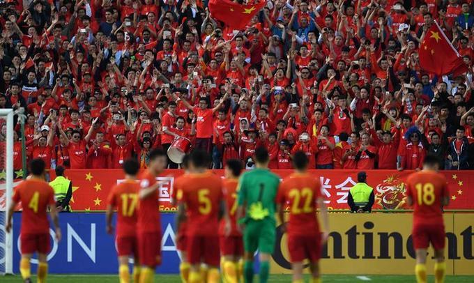 國足12強賽客場不敵伊朗 出線機會渺茫