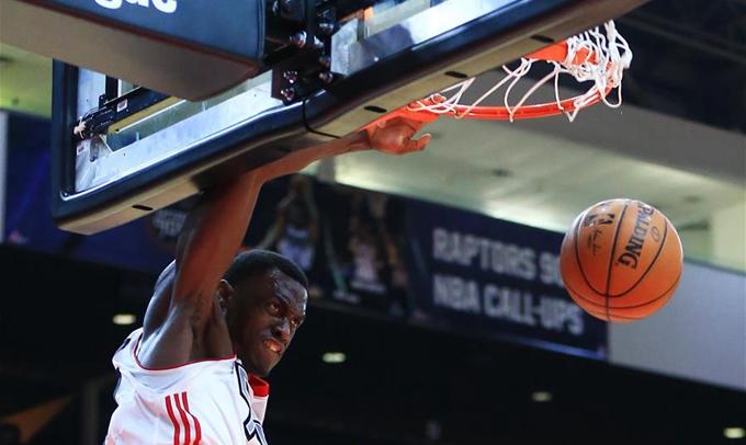 NBA發展聯盟總決賽:猛龍905隊勝裏奧格蘭德山谷蝰蛇隊