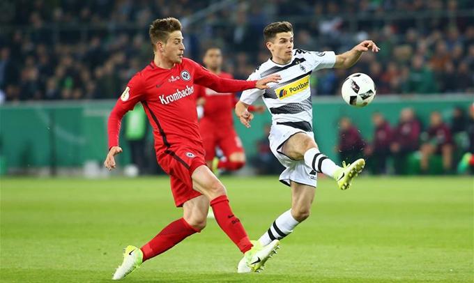 德國杯:法蘭克福晉級決賽