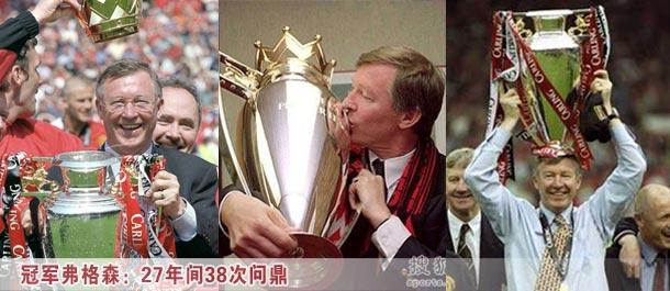 曼联宣布主帅弗格森赛季末退休