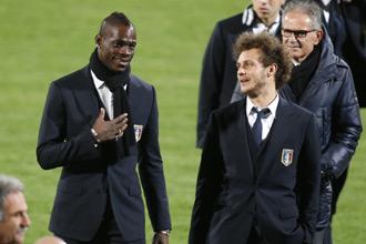 意大利考察世预赛球场图片