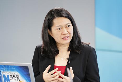 朱麗仙:提出適應中國發展方向的解決方案