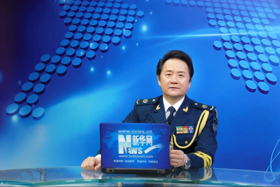 艺术传递正能量 歌颂中国好军人