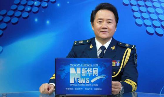川歌王子用激情幻化歌声力量 歌颂中华民族深情大爱