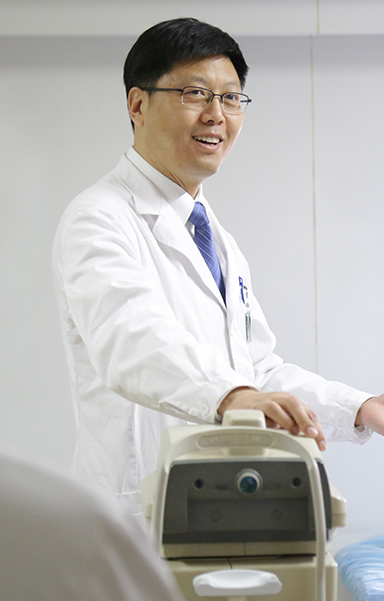 劉武:高度近視人群更須防黃斑病變