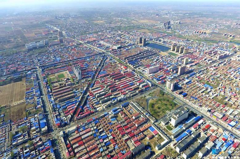 新區發展空間充裕,具備高起點高標準開發建設的基本條件