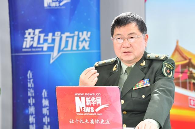 中國夢與強軍夢相互支持、相互支撐