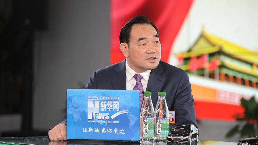 周鐵根:徐州已具備建設淮海經濟區中心城市的條件