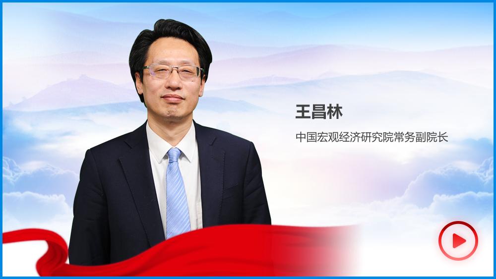 王昌林談政府工作報告中的經濟熱點